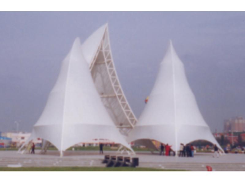 新疆气膜厂家-安装快捷的景观膜结构推荐