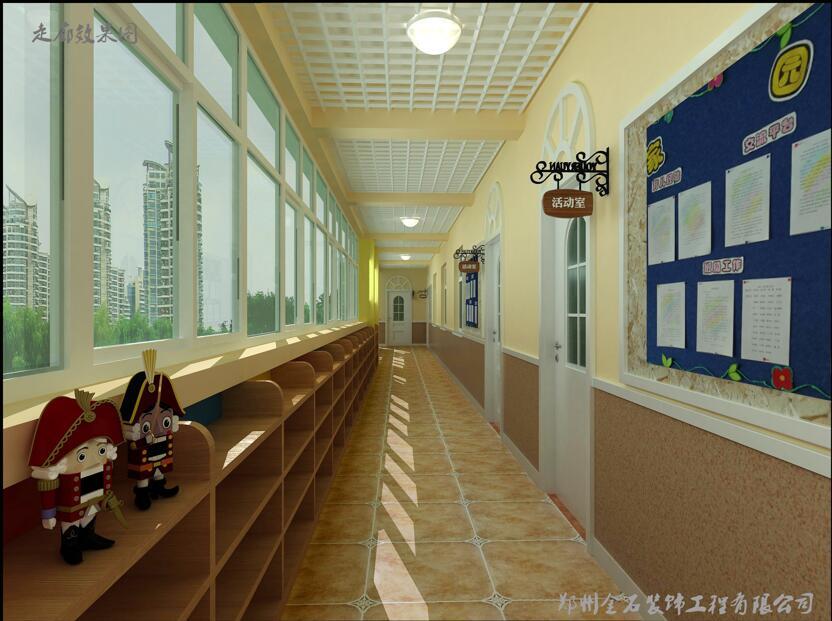 郑州金石装饰提供专业的幼儿园装修|南阳幼儿园装修公司