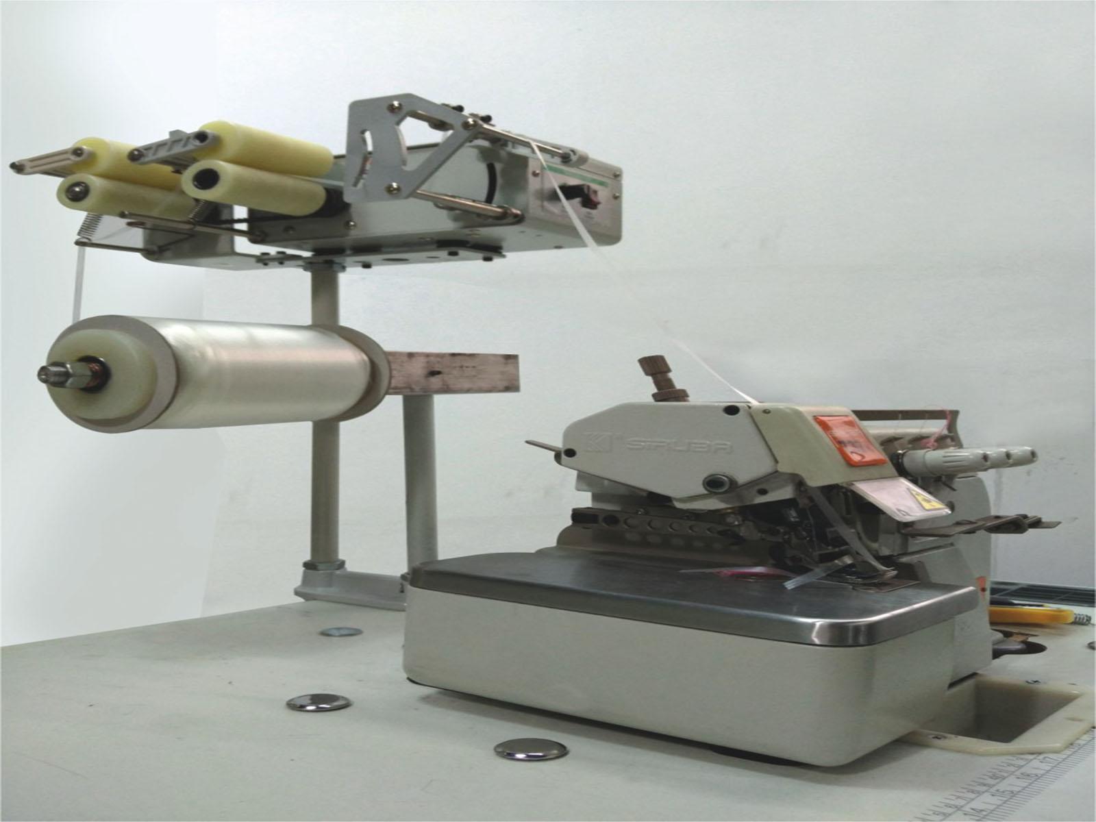 优质的松紧带机器在哪买 _亮丽的胶针机