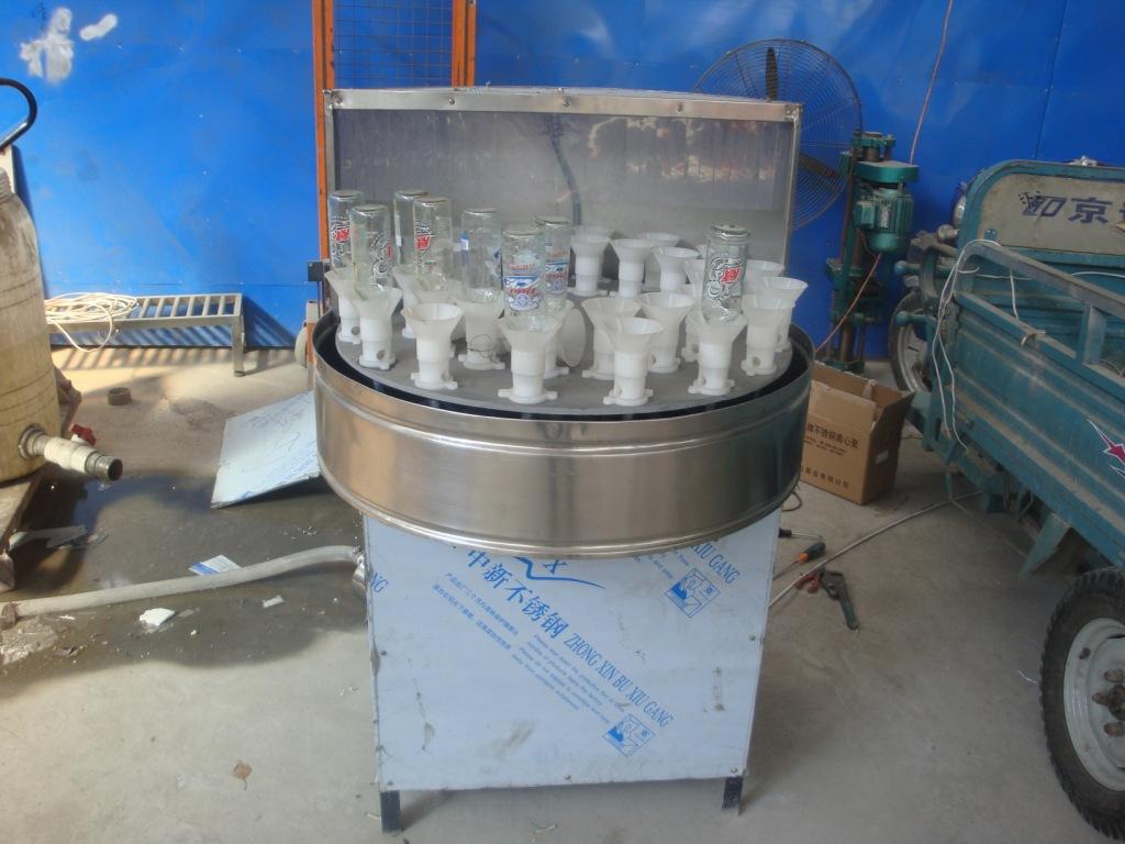 葡萄酒洗瓶機供應商_想買cp-56半自動沖控機上AG8包裝機械