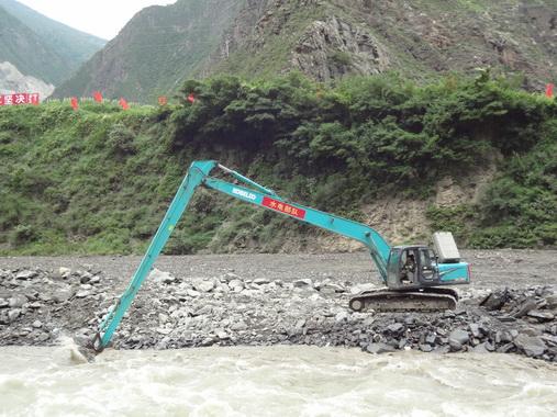 成都专业的四川优质的长臂挖机租赁公司推荐,加长臂挖机租赁哪家好