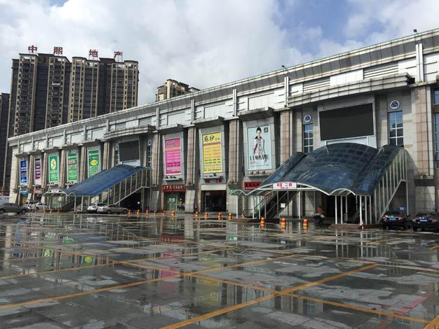 钢结构玻璃雨棚供应商-海南玻璃雨棚