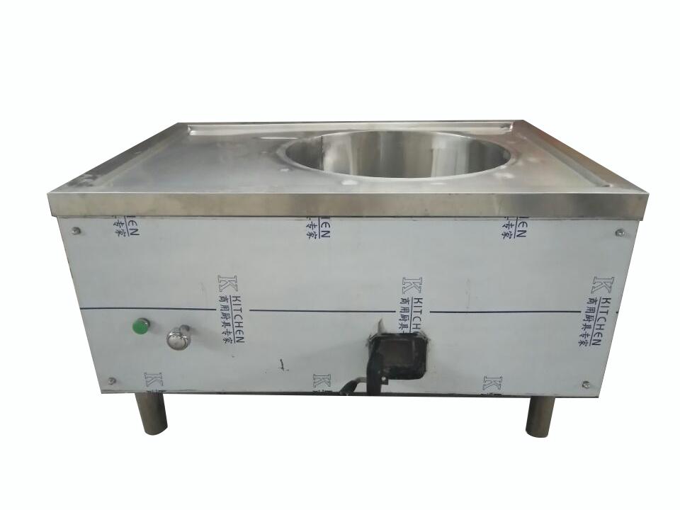 甲醇煮面炉生产厂家|淄博具有口碑的煮面炉,认准伊达厨房设备
