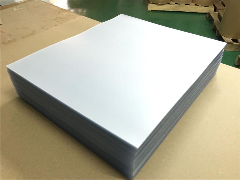 中砂PVC胶片-想买高质量的中砂PVC胶片就到依诺包装制品