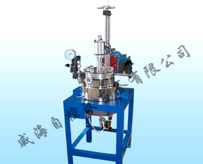 威海自控供应优质防爆反应釜,钛材反应釜,聚合反应釜