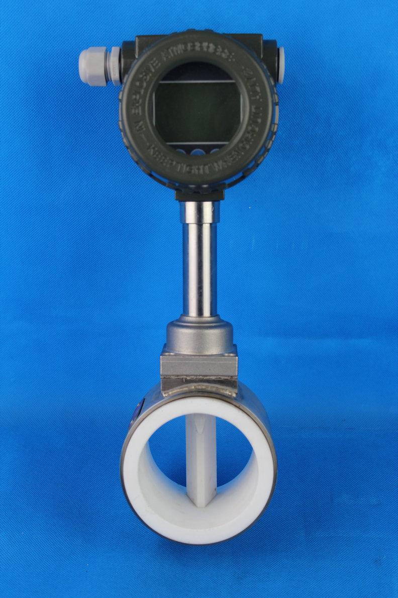 供應威海華銳儀表物超所值的四氟防腐型流量計,價格合理的四氟防腐型流量計