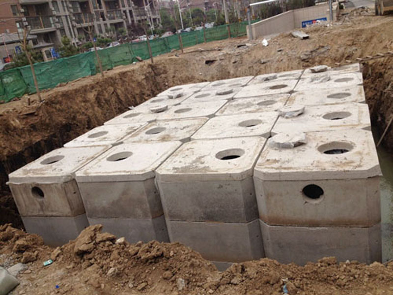 青海钢筋混凝土化粪池安装-高性价钢筋混凝土化粪池-兰州耐腐特建材倾力推荐