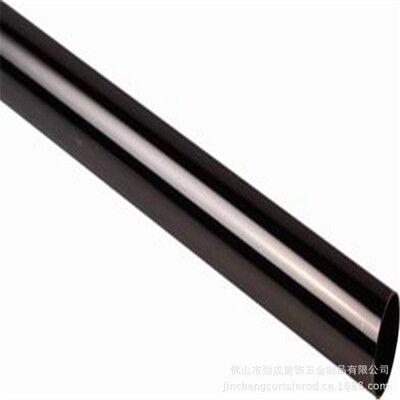 不锈钢窗帘杆 劲成窗饰专业的金属铁艺杆出售