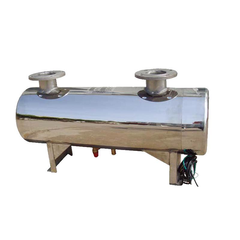 专业的全程水处理 水系统辅助加热器 补水脱气机组找威海诚大