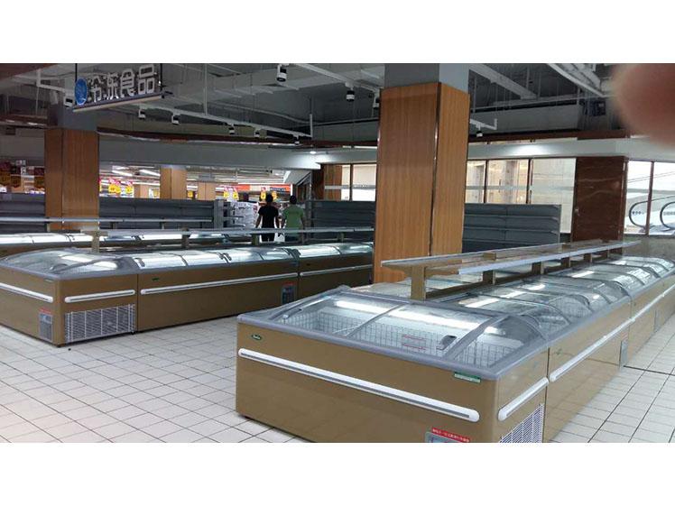 山东商超展示柜-具有口碑的商超展示冷藏柜供应商_豫冷制冷设备