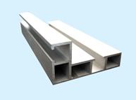 供应江】苏品质好的扁管铝型材 扬州扁管他�����铝型材
