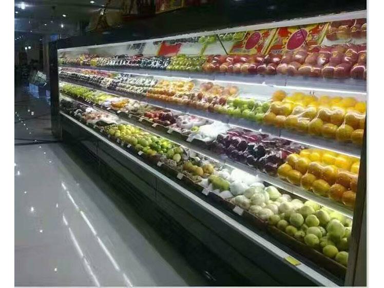 商用冷藏柜报价-想买划算的商超保鲜柜-就来豫冷制冷设备