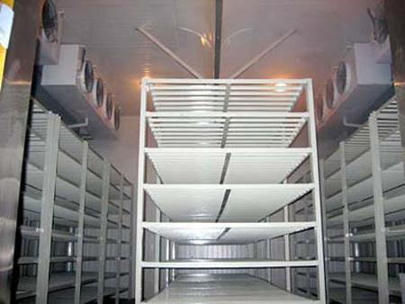 小型冷库安装哪家好-豫冷制冷设备提供的冷库安装服务专业