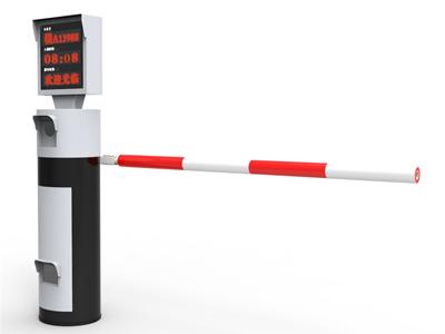兰州百胜门控设备提供品牌好的停车场收费系统 庆阳电动门厂家