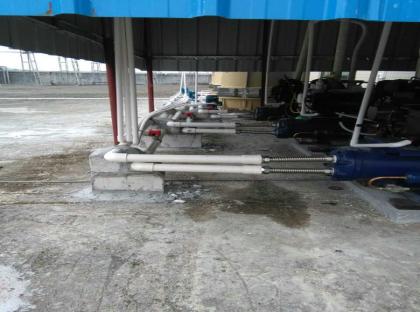 宝安冷¤库机组安装-供应东莞有品质的冷库机组安装