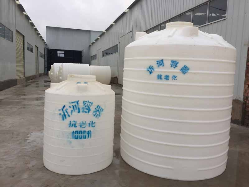 甘肃10吨塑料大桶_哪里能买到品牌好的塑料大桶