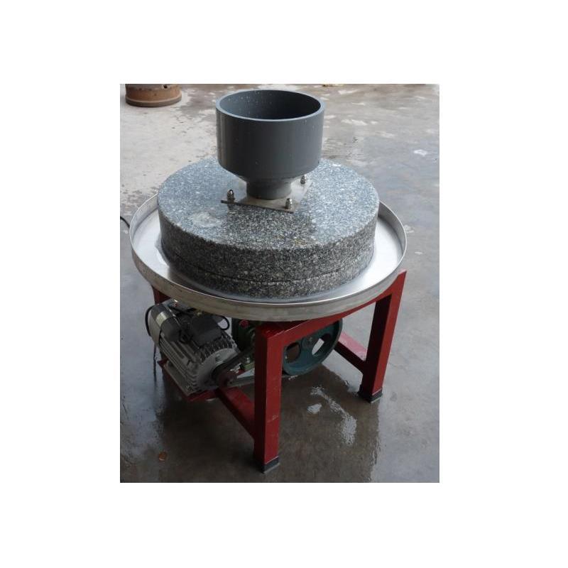 电动米浆石磨机价格_性价比高的面粉石磨机哪里有卖
