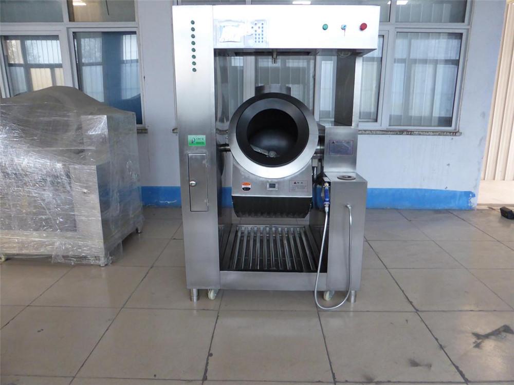 淄博鑫盛 商用炒菜机 自动炒菜机 生产厂家