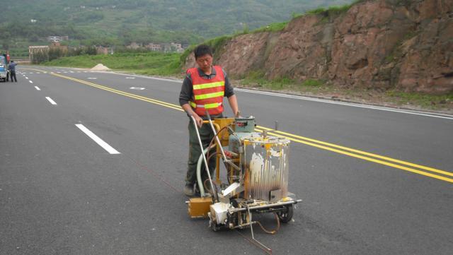 悦安交通管理-口碑好的标线供货商|济南热熔标线