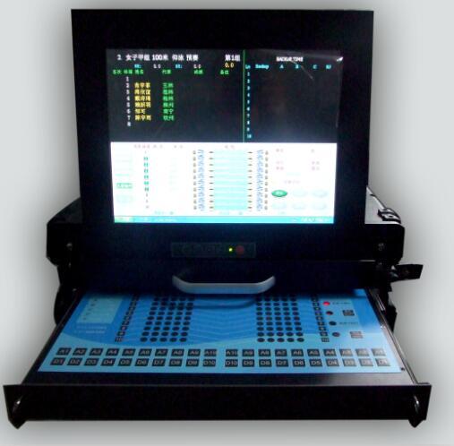 桂林游泳池设备-广西比赛专用计时记分系统供应