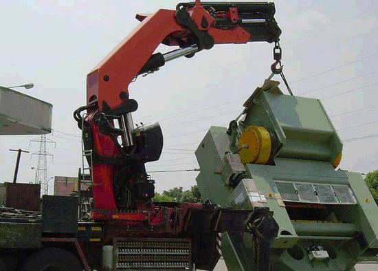鞍山吊车出租 服务好的吊车出租就在沈阳万宏泰起重设备租赁