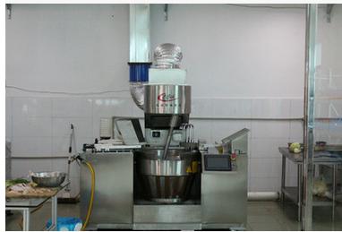 自动商用炒菜机_怎么买质量硬的大型全自动炒菜机器人呢