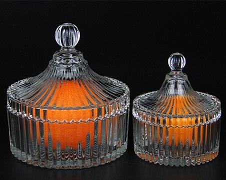 玲珑玻璃制品有限公司专业供应糖果盅_江苏玻璃糖果盅