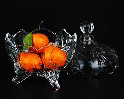 买质量有保证的糖果盅,就到玲珑玻璃制品有限公司-加工糖果盅