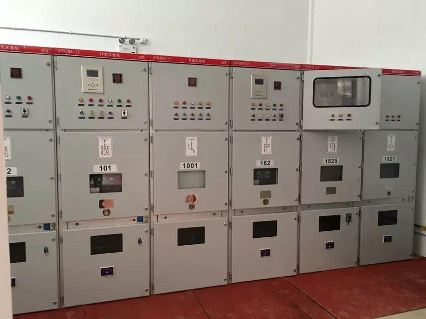 金属铠装式开关设备厂家 专业供应温州KYN28开关柜