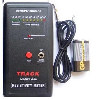 有实力的表面电阻测试仪TRACK-100厂家倾情推荐 表面电阻测试仪厂家
