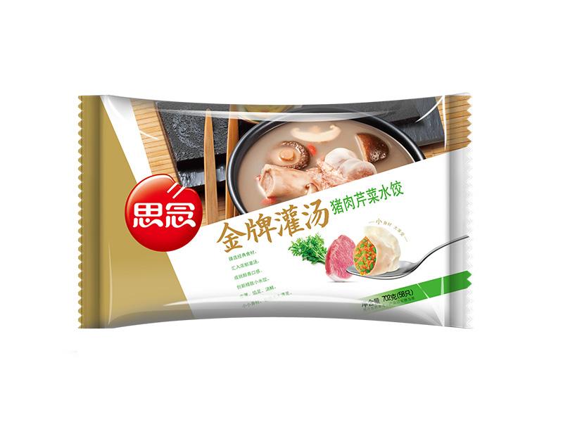 青海性价比高的水饺出售-西宁鸡鲜粉