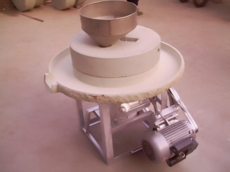 保定米浆石磨公司-郑州有哪些口碑好的米浆石磨厂家