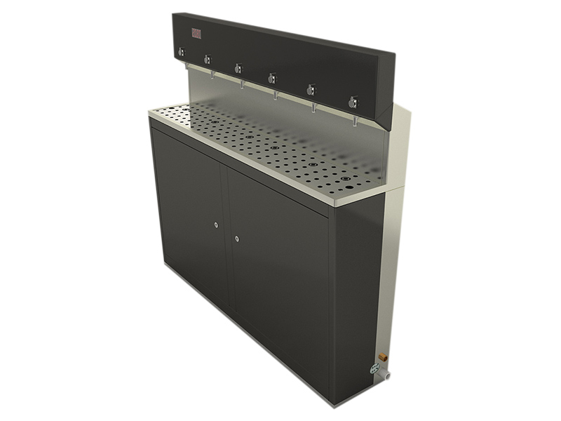 饮水机立式冷热价格如何|中山物超所值节能饮水机,认准全众饮水设备