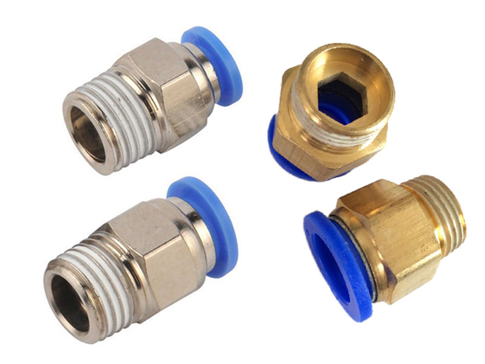 铜体消声器-专业的锁母接头制作商
