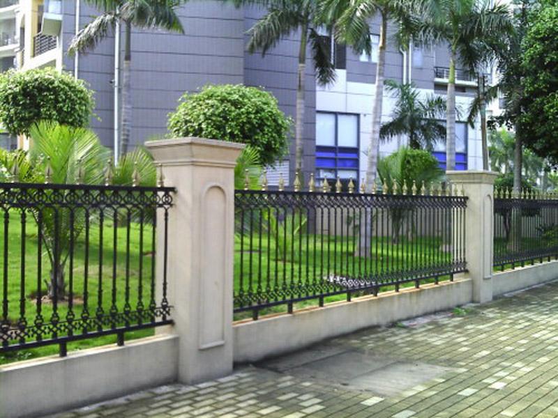 甘肃优惠的锌钢护栏 天水铁艺护栏