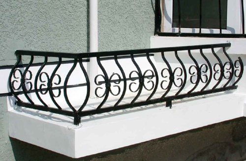 铁艺护栏厂家-上海阳台栏杆可靠厂商