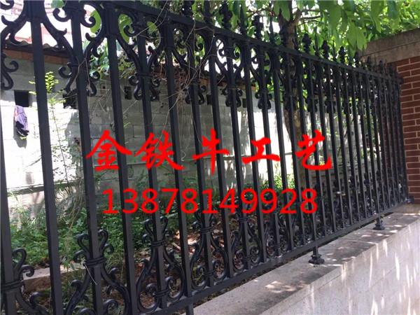 横县铁艺栏杆_南宁铁艺栏杆可靠厂商产品大图
