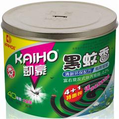 中山市凯迪日化公司高性价凯豪黑蚊香|蚊香价格