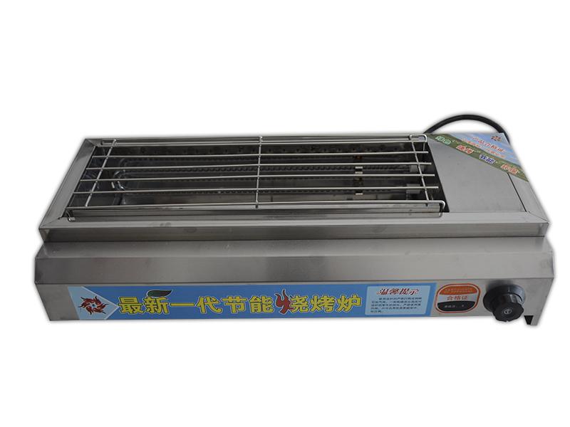 大量供應銷量好的電烤爐-無煙環保黑金剛燒烤爐批發