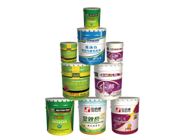 半液态包装铁桶定制-潍坊哪里买专业的真石漆铁桶