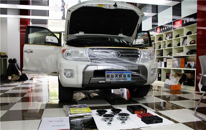 青岛汽车音响改装哪个地方多-周到的青岛汽车音响改装