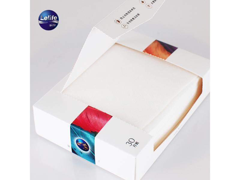 吸色片做微商代理-高性价纳米洗衣片就在优丽柏莱