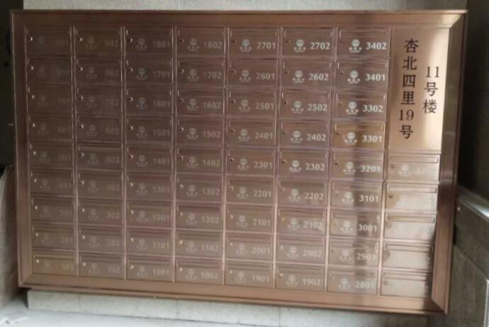 小区不锈钢信报箱订做-厦门耐用的不锈钢信报箱到哪买