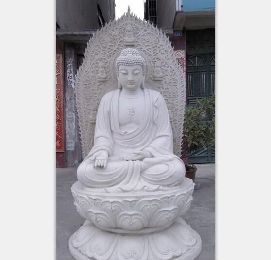 定做仿古石雕佛像_四川优良的石雕佛像供应出售