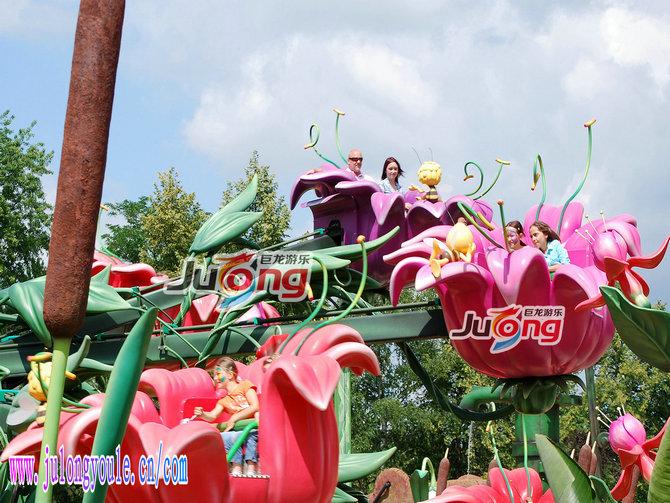 位于许昌规模大的花海乐园游乐设备厂家-最新花海乐园