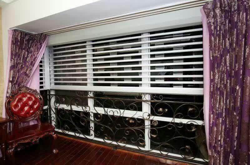 南宁卷帘防盗窗-广西价格划算的电动防盗窗供应