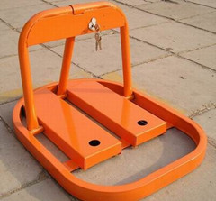 武汉三星门业供应好用的车位锁——挡车器