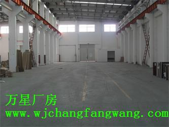吴江开发区独门独院双层厂房4600平米出租,交通便利