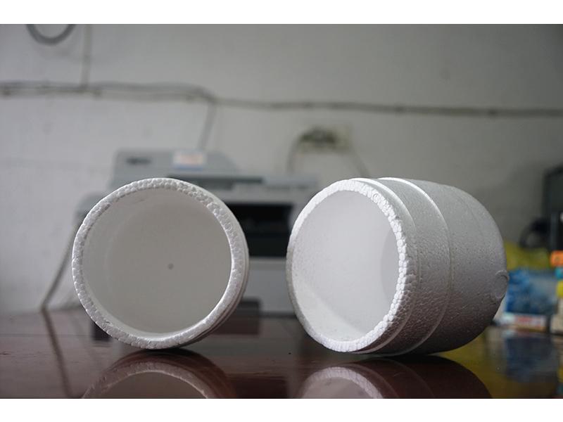 包装泡沫提供|台州价格合理的泡沫容器批售