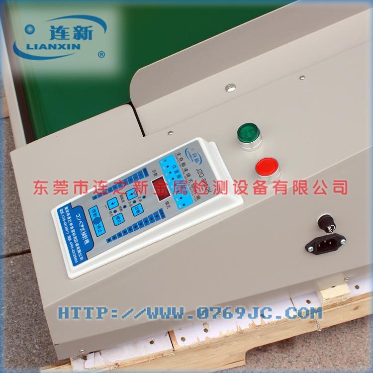廣西檢針器-價位合理的流水線上專用輸送式檢針機廣東連之新金屬檢測設備供應